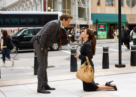 the proposal sandra bullock