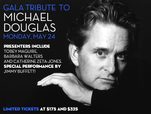 Michael Douglas Lincoln Centre