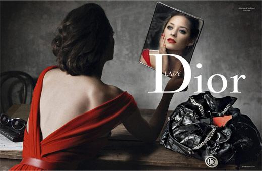 marion cotillard es lady dior