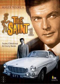 Roger Moore como El Santo en los año 60