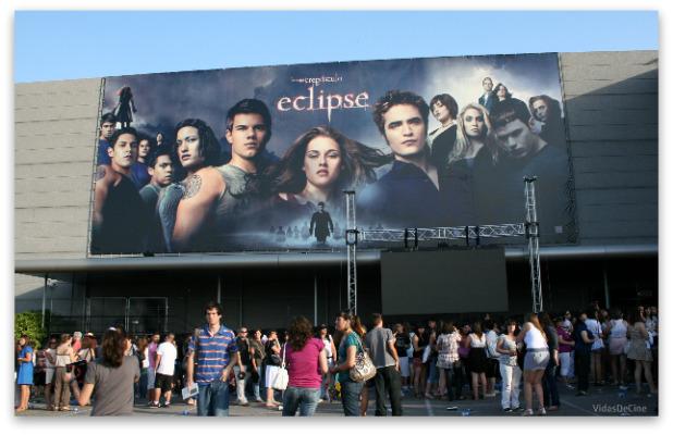 premiere eclipse kinépolis madrid