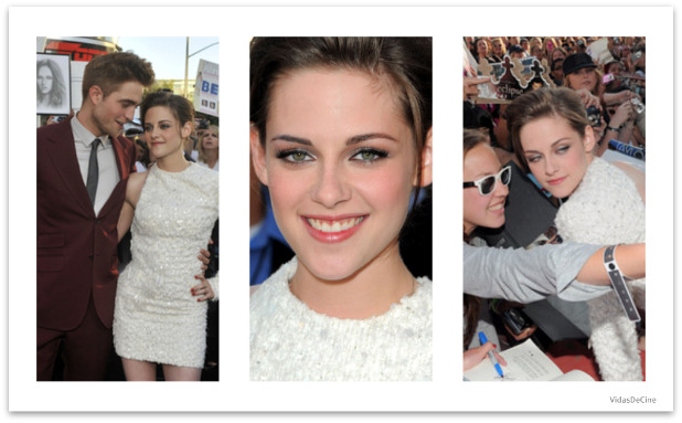 kristen stewart robert pattinson eclipse la