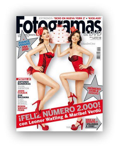 revista fotogramas nr. 2000