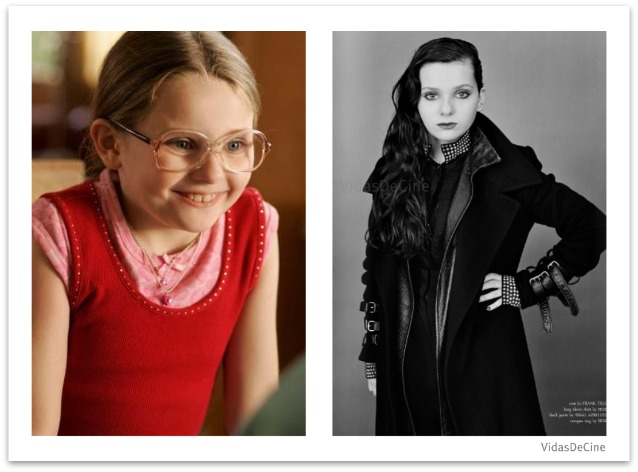 abigail breslin bullet magazine little miss sunshine
