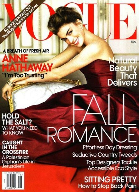 anne hathaway mario testino vogue usa